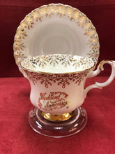Load image into Gallery viewer, Royal Albert,  Wedding Anniversary, Golden