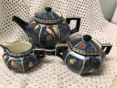 Royal Doulton, Persian Parrots, Tea Service
