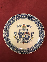 Load image into Gallery viewer, Johnson Bros. , England, Old Granite, Hearts and Flowers, Bread and Butter Plates