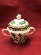 Load image into Gallery viewer, Coalport, Indian Tree, Multicoloured, Covered Sugar Bowl, Antique