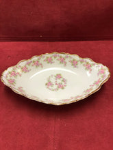 Load image into Gallery viewer, Limoges, Bridal Wreath, Oval Serving Dish