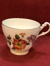 Load image into Gallery viewer, Royal Ascot, England. Cup and Saucer. Floral