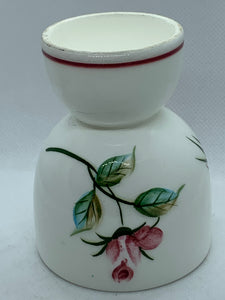 Egg Holder- Japan. Double sided Egg Holder. Roses