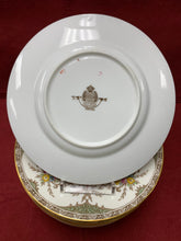 Load image into Gallery viewer, Chatham Green Ivory-S123, Bread and Butter Plates