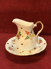 Load image into Gallery viewer, Elizabethan. England. Creamer. Order of the Eastern Star.