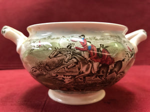 "Johnson Brothers, Tally Ho, Open Sugar Bowl, """"Full Cry"""