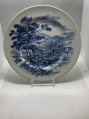 "Collector Plate. Wedgwood.  England.  ""Countryside"""