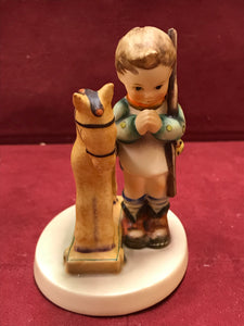Goebel, Hummel. Figurine. Prayer Before Batle, #20