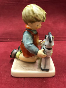 "Horse Trainer, # 423  . 5-1/2"" High"