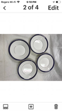 Load image into Gallery viewer, Firenze, Avalon, by Royal Worcester. England.  Set of 4 Fruit nappies