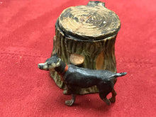 Load image into Gallery viewer, Inkwell, Cast Metal,Dog