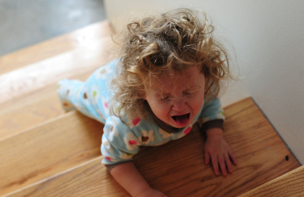 How to manage those toddler tantrums