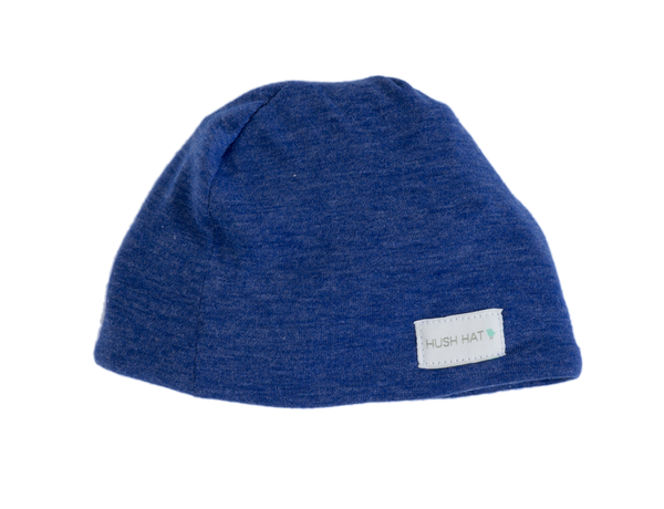HUSH Hat™ Cobalt-Noise Reducing Design