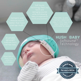HUSH Hat™ Planes - Noise Reducing Design