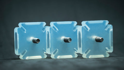 Silicone Casting Plates