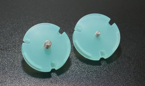 Silicone Circle Casting Plate