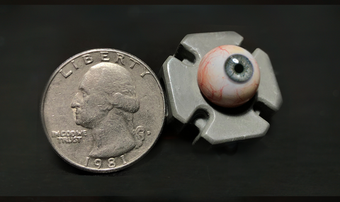 13mm (Half Scale) Camera Ready Sage Eyes