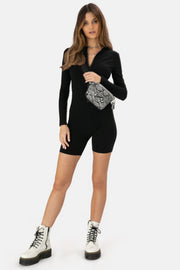 Kirby Long Sleeve Romper