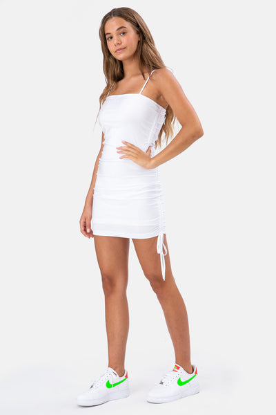 Malia Ruched Dress