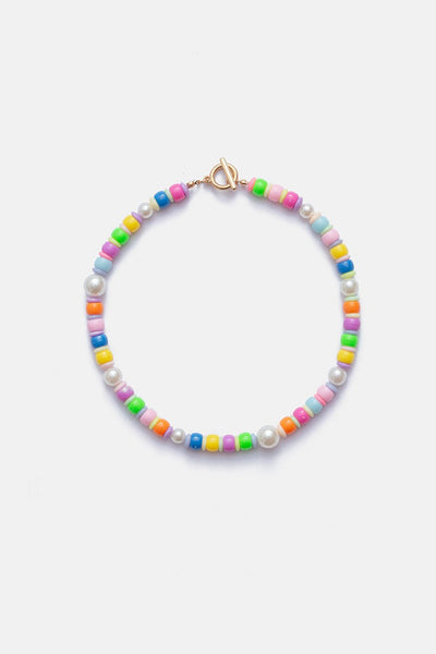 Jazzy Beaded Necklace