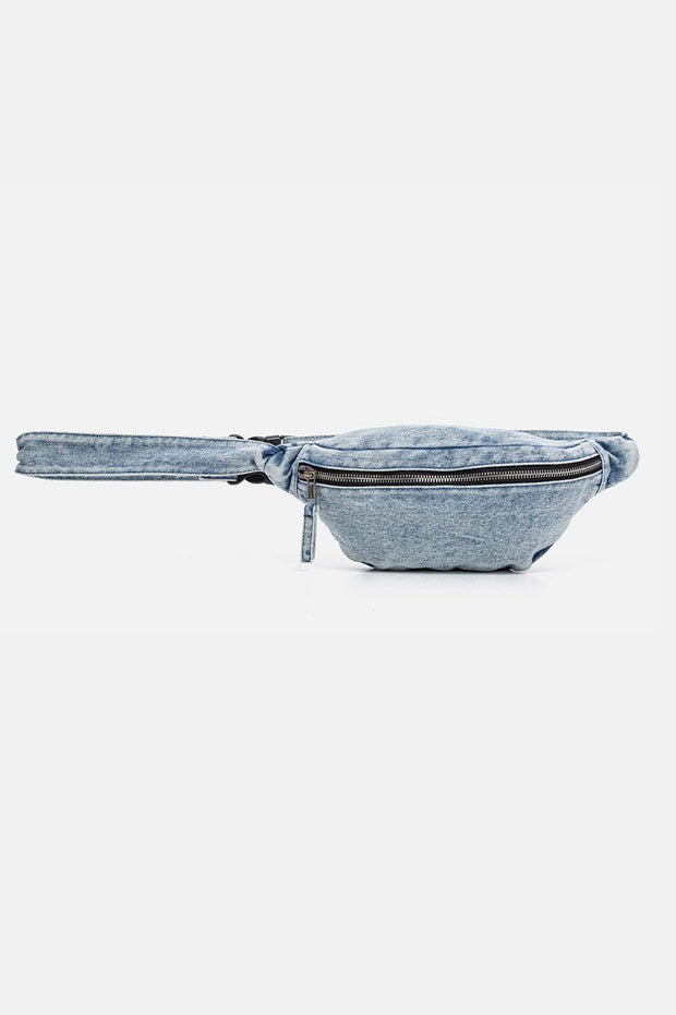 Lili Denim Fanny Pack