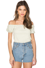 Maddox Off Shoulder Top