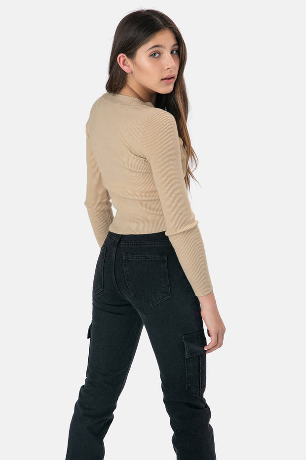 Blakely Ribbed Knit