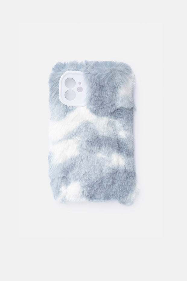 Beast Faux Fur iPhone Case Cover