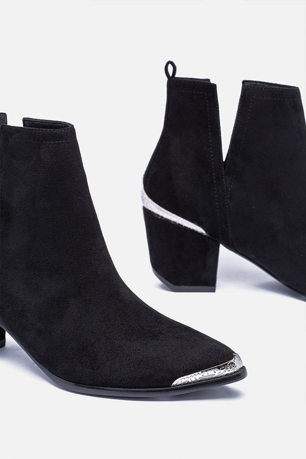 Indio Faux Suede Boots