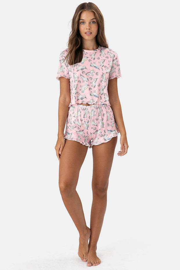 Dreamy Unicorn PJ Set