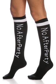 No After Party Socks