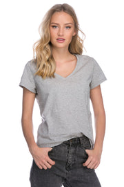 Malvine V Neck T-Shirt