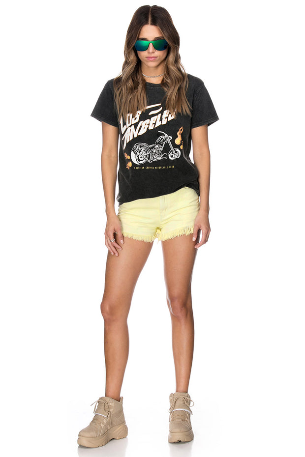 Breadford Denim Shorts