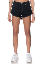 Mecllary Denim Shorts
