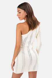 Torino One Shoulder Dress