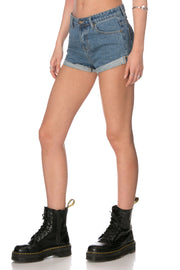 Calvin Denim Shorts