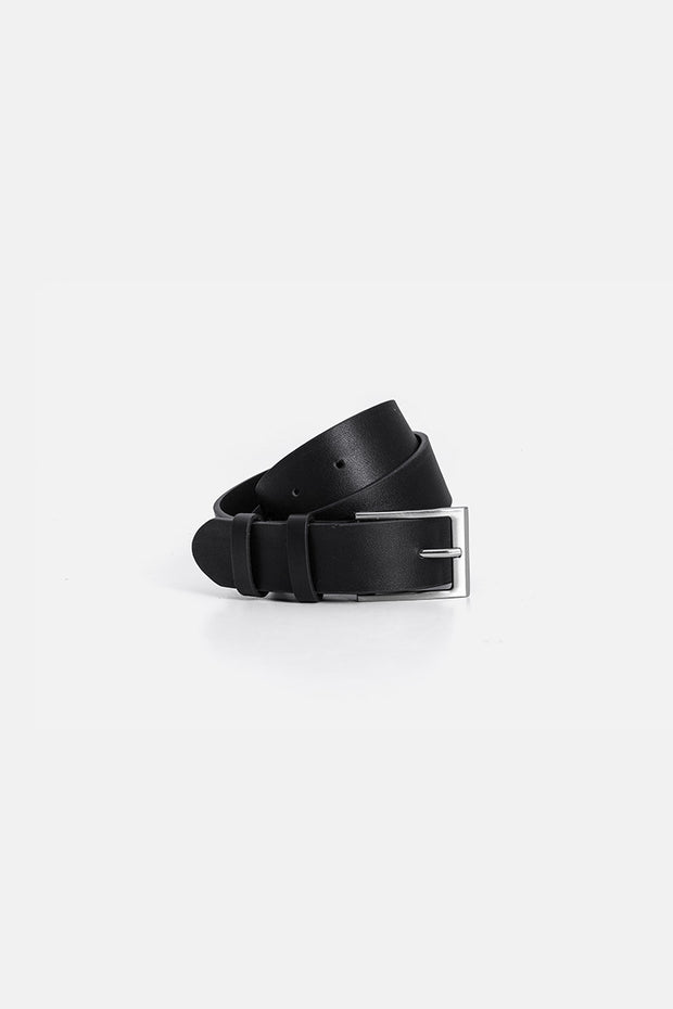 Chuck Faux Leather Belt