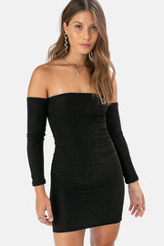 Lana Off Shoulder Dress