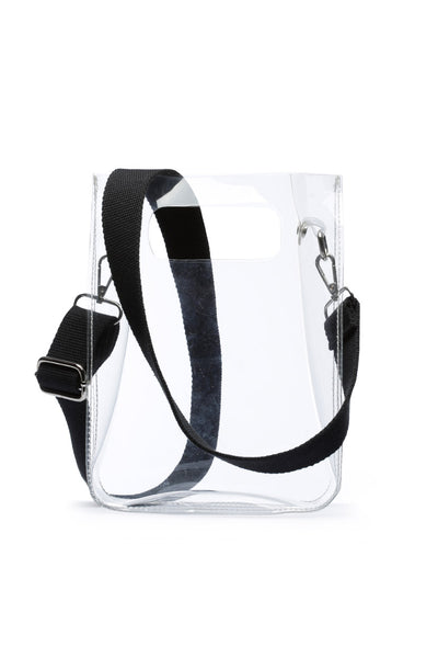 Brocco Transparent Bag