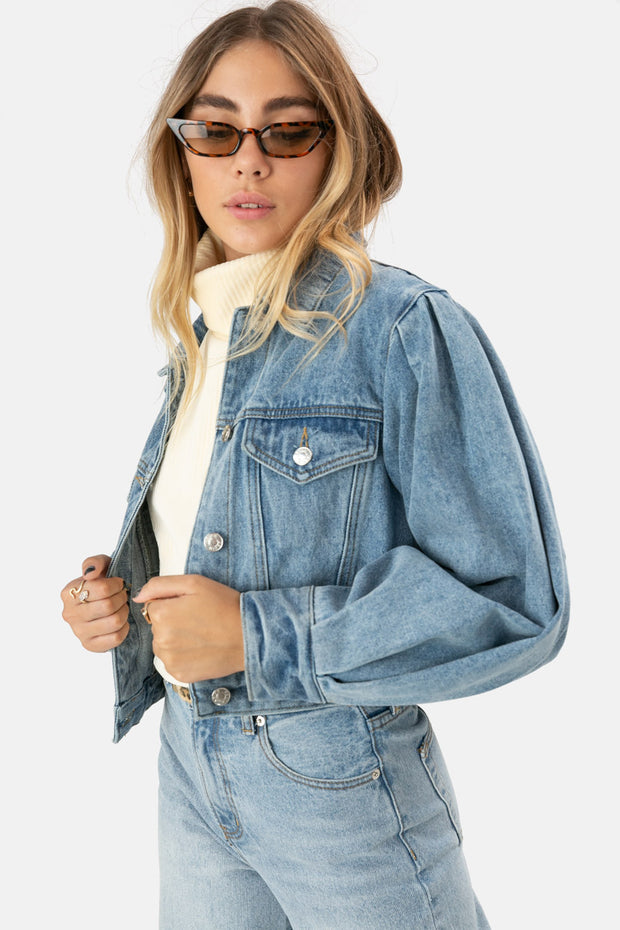 Mulholland Denim Jacket