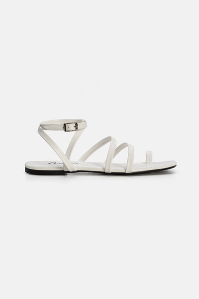 Chelsea Faux Leather Sandals