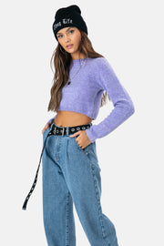 Newport Cropped Sweater
