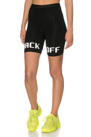 Back Off Biker Shorts