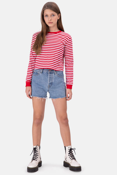 Jane Stripes Tee