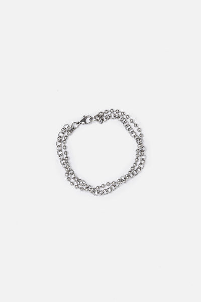 Flex Double-Chain Bracelet