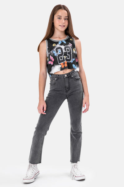 Boca Cropped Jeans