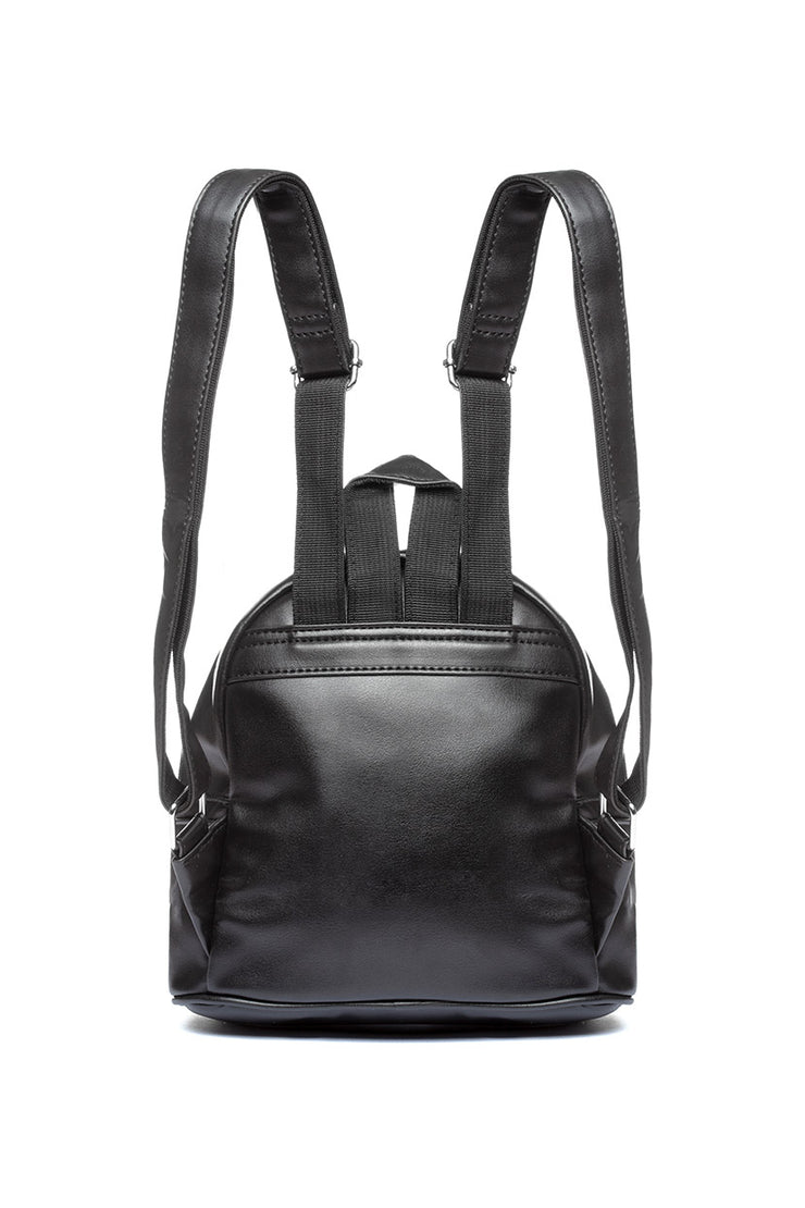 Bally Faux Leather Backpack