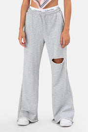 Lygon Flare Sweatpants