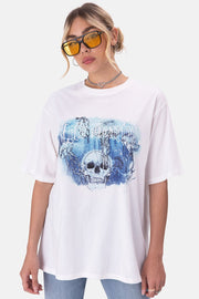 COLD HEARTED Oversized Tee