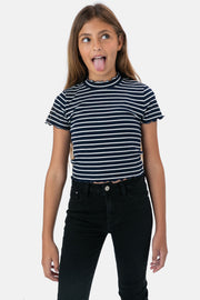 Bailey Ribbed Tee